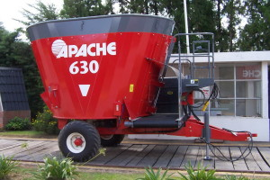 Mixer vertical Apache 630