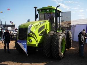 Tractor Zanello 540M, de Tractomade