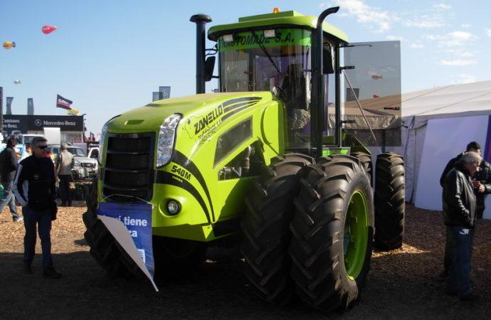 Nuevos tractores bajo la marca Zanello