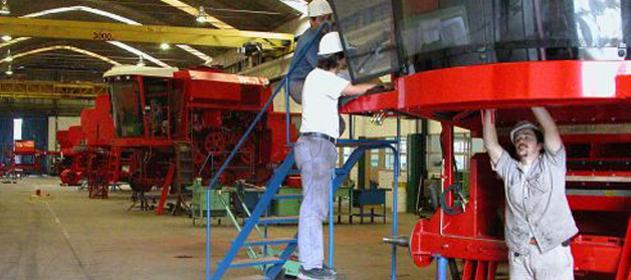 La maquinaria genera 80.000 empleos