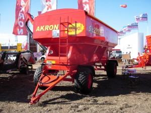 Tolva semillera Akron SFC 22000