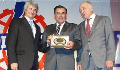 Premio Mérito Industrial 2012 para Franco Fabril