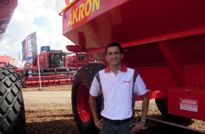 Akron fue galardonada por su excelencia exportadora