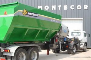 Mixer semirremolque Montecor MH 22 MR-S