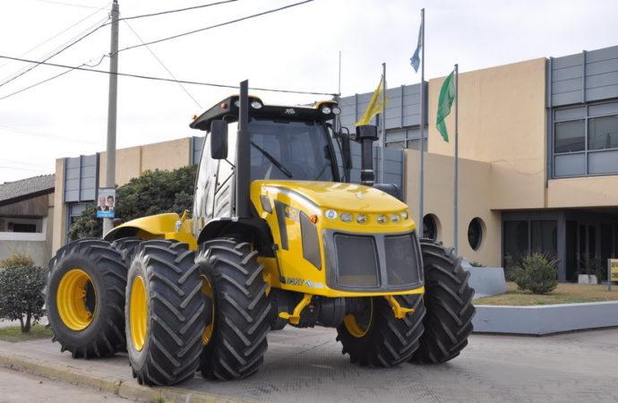 Córdoba exportó máquinas por U$S 78 millones en 2013