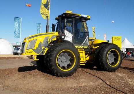 Tractor Pauny Bravo 580