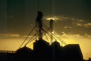 Planta de silo