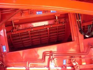 Vassalli - Cosechadora Vassalli AX 7500 Lider - Rotor axial