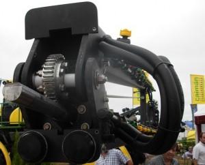 Pulverizadora Caiman SPH con botalon King