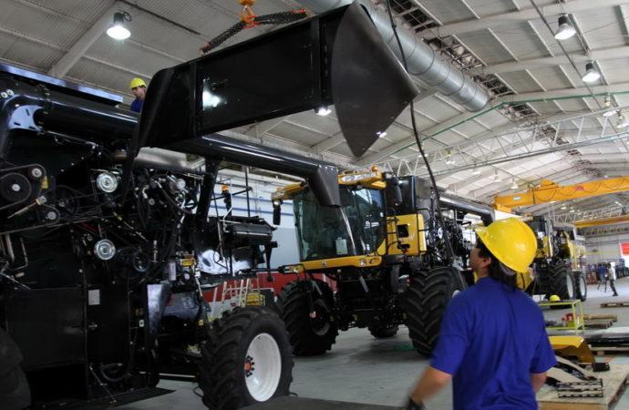 La planta de CNH estará lista a principios de 2013