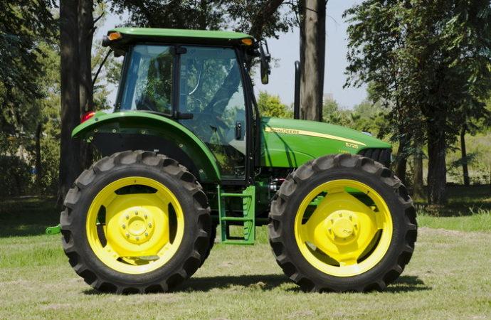 John Deere presenta nuevos equipos en La Rural
