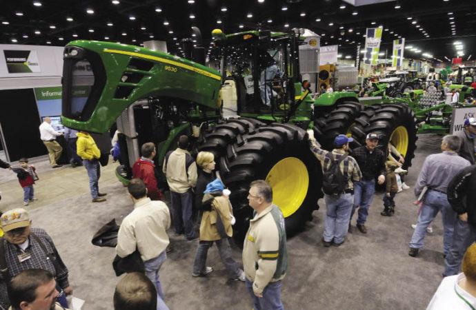 National Farm Machinery Show: Misión comercial a Estados Unidos