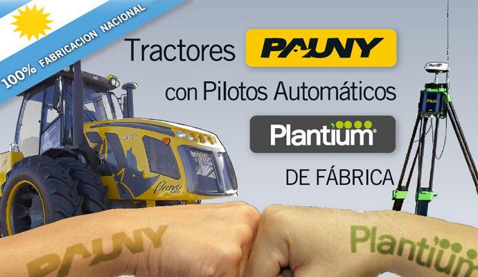 Pauny y Plantium sellaron una unión estratégica comercial