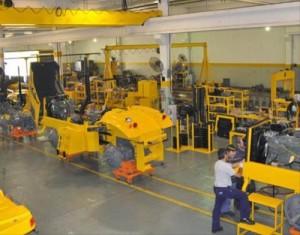 fabrica de tractores pauny