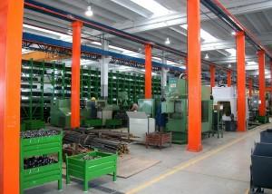 Planta industrial de Agrometal