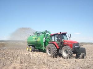 Estercolera Agritech 20000, de G&P
