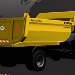 Caja volcadora Grosspal CRV 10000