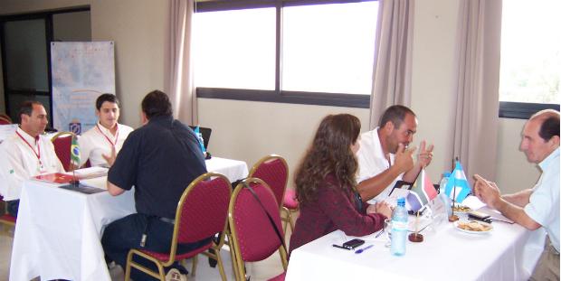 Ronda de negocios en Marcos Juárez: 130 entrevistas comerciales