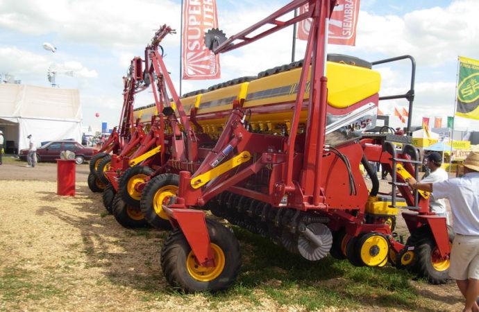 Súper Wálter amplía la gama con la sembradora W650