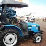 Tractor Montana LS 40