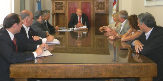 Se conformó mesa de trabajo entre AFAMAC e Industria de Córdoba
