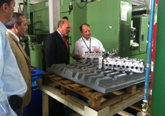 MWM fabricará motores nacionales para Pauny