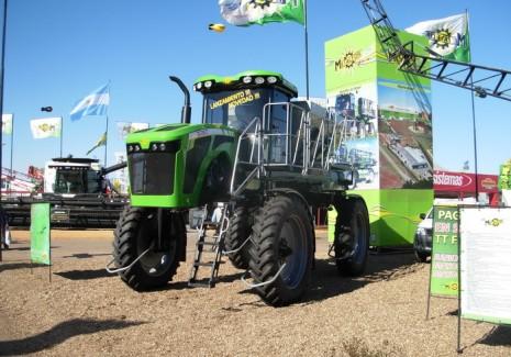 Fertilizadora Metalfor 7050