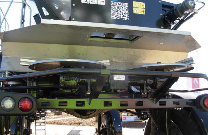 Fertilizadoras: Se encienden los motores