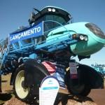 Fertilizadora autopropulsada Montana DF 5000.