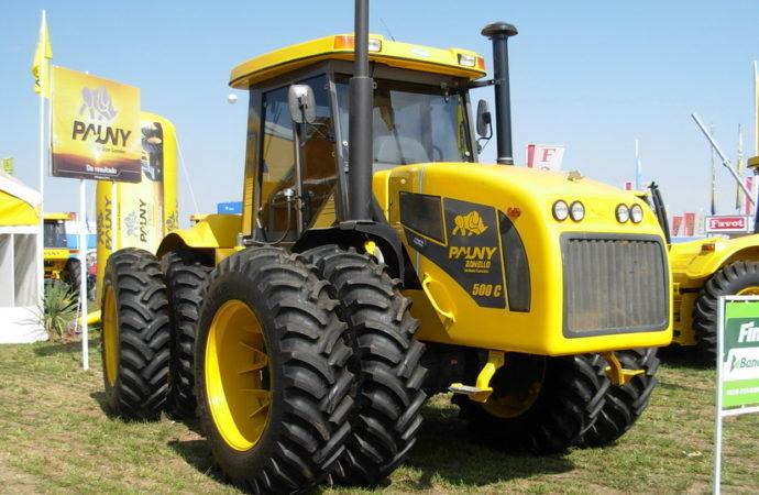 Pauny podría exportar tractores a Cuba