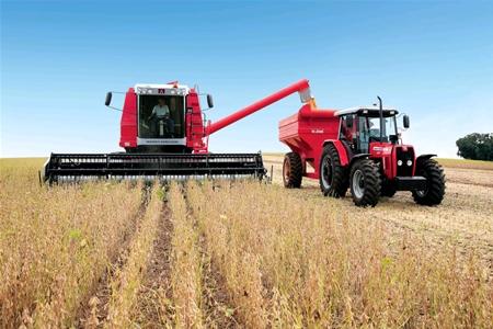 Brasil: el sector de maquinaria agrícola facturó 15% más en primer trimestre