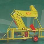 Recolectora de granos sensibles Ar-Ger RGS