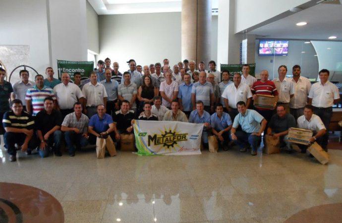 Metalfor producirá fertilizadoras y cosechadoras en Brasil