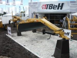Niveladora TBeH N4-2R
