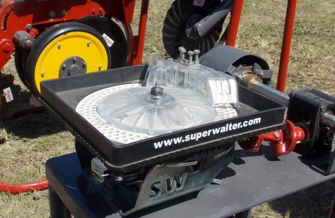 Súper Wálter presentó nuevos dosificadores plásticos