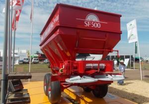 Fertilizadora orgánica Sistemas Forrajeros SF 500