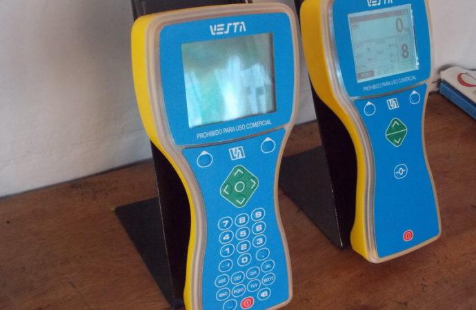 Vesta renovó los monitores para hacienda