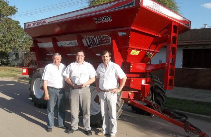 Syra enviará fertilizadoras a Colombia, Sudáfrica y Angola