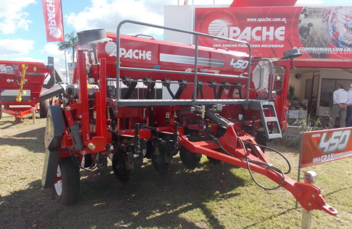 Apache presentó un plan de financiación a 18 meses
