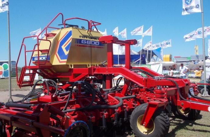 Bolivia y Uruguay, principales destinos de exportaciones de sembradoras