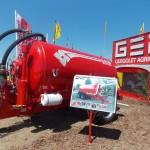 Tanque estiercolero Gea Gergolet TEV 70