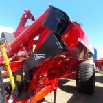 Tolva autodescargable Cestari con sistema de carga de semillas