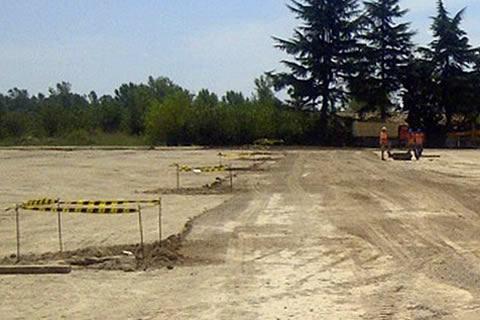 Avanzan las obras de la nueva planta de AGCO