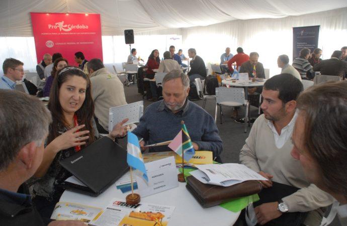 ProCórdoba y ExportAr definieron sus acciones de promoción comercial para 2014