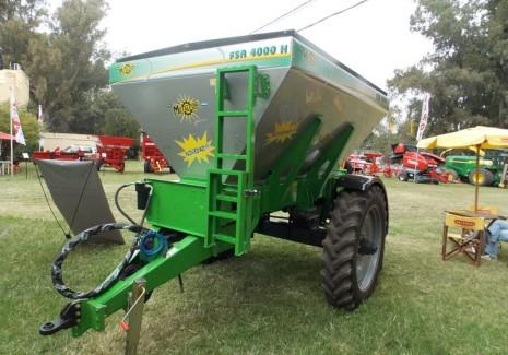 Fertilizadora Metalfor FSA 4000 H