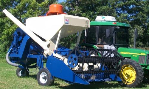 Santiago del Estero quiere fabricar cosechadora para pequeños productores