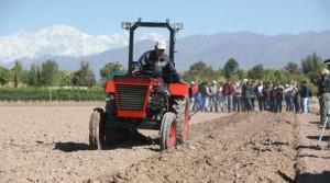 Tractor Mendoza