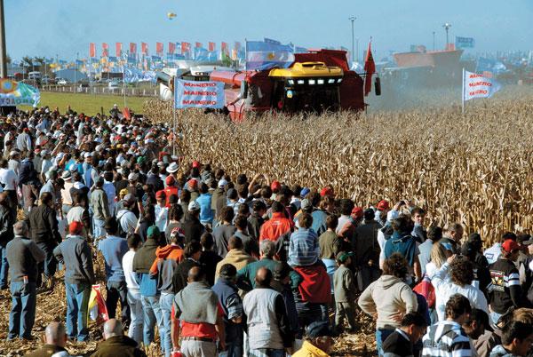 AgroActiva va por tres al hilo en Cañada de Gómez