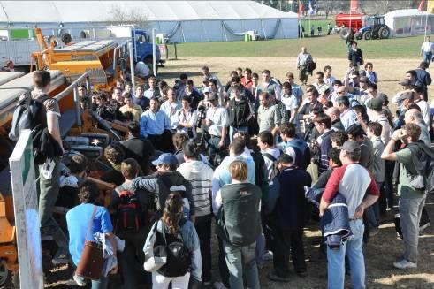 """""""El INTA prepara el evento más grande de capacitación en Agricultura de Precisión"""""""