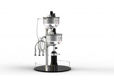 Diseñan máquina que ordeña, pasteuriza y desnata leche